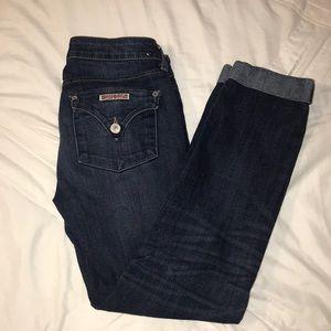 Hudson Jeans- Bacara Crop